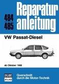 VW Passat Diesel ab Oktober 1980; . (Mängelexemplar)