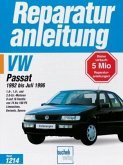 VW Passat, Baujahr 1992 bis Juli 1996 (Mängelexemplar)