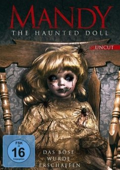 Mandy the Haunted Doll - Torrence,Phoebe/Goodwin,Faye/Burrows,Amy
