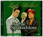 Lady Bedfort: Tod im Spukschloss, 2 Audio-CD