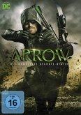 Arrow - Season 6 DVD-Box