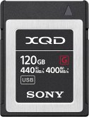 Sony XQD Memory Card G 120GB