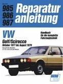 VW Golf/Scirocco 10/1977 bis 8/1979 (Mängelexemplar)