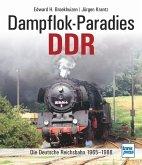 Dampflok-Paradies DDR (Mängelexemplar)