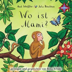 Wo ist Mami? (MP3-Download) - Donaldson, Julia; Scheffler, Axel