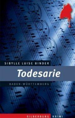Todesarie (Mängelexemplar) - Binder, Sibylle L.