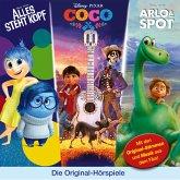 Disney/Pixar - Arlo & Spot/ Alles steht Kopf/ Coco (MP3-Download)
