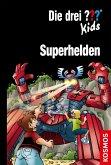 Die drei ??? Kids, Superhelden (drei Fragezeichen Kids) (eBook, ePUB)