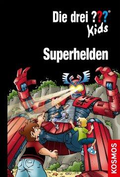 Die drei ??? Kids, Superhelden (drei Fragezeichen Kids) (eBook, ePUB) - Pfeiffer, Boris; Blanck, Ulf