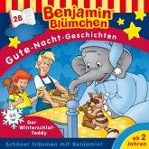 Benjamin Blümchen - Gute-Nacht-Geschichten - Folge 28: Der Winterschlaf-Teddy (MP3-Download)