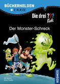 Die drei ??? Kids, Bücherhelden, Der Monster-Schreck
