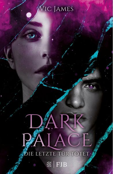 Buch-Reihe Dark Palace