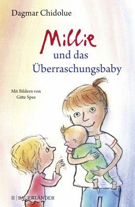 Buch-Reihe Millie von Dagmar Chidolue