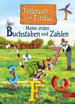 Pettersson und Findus - Meine ersten Buchstaben und Zahlen - Nordqvist, Sven; Korda, Steffi