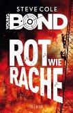Rot wie Rache / Young James Bond Bd.4