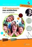 Orff-Instrumente neu entdecken - Orff unterrichten, m. Audio-CD (Mixed Mode)
