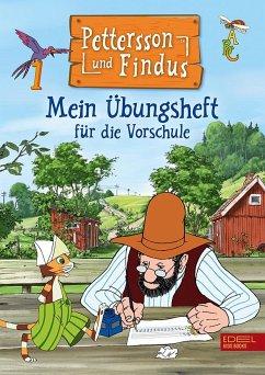 Pettersson und Findus - Mein Übungsheft für die Vorschule - Nordqvist, Sven; Korda, Steffi