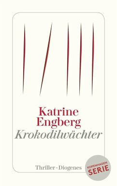 Krokodilwächter - Engberg, Katrine