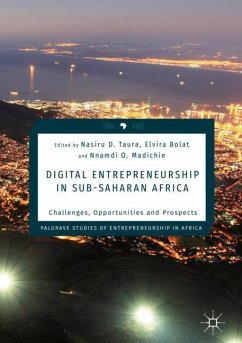 Digital Entrepreneurship in Sub-Saharan Africa