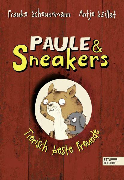Buch-Reihe Paule & Sneakers