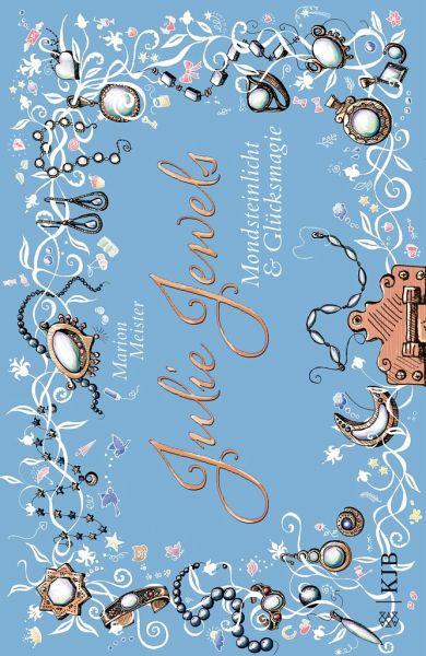 Buch-Reihe Julie Jewels