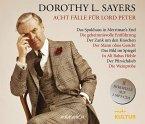 Acht Fälle für Lord Peter, 1 MP3-CD