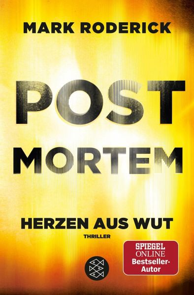Buch-Reihe Post Mortem