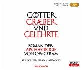 Götter, Gräber und Gelehrte, 2 MP3-CDs (Sonderausgabe)
