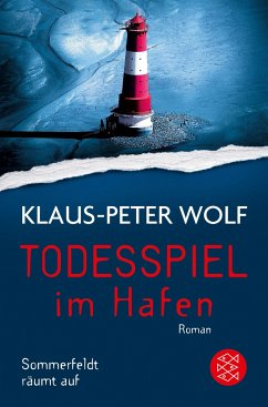 Todesspiel im Hafen / Dr. Sommerfeldt Bd.3 - Wolf, Klaus-Peter