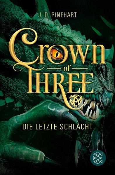 Buch-Reihe Crown of Three