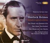 Sherlock Holmes Detektivgeschichten - Sonderausgabe, 1 MP3-CD