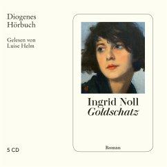 Goldschatz, 5 Audio-CDs - Noll, Ingrid