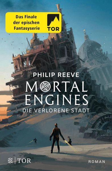 Buch-Reihe Mortal Engines
