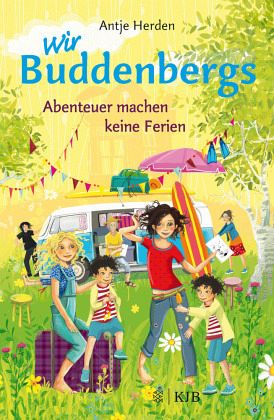 Buch-Reihe Wir Buddenbergs