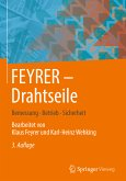 FEYRER: Drahtseile (eBook, PDF)