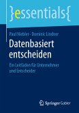 Datenbasiert entscheiden (eBook, PDF)