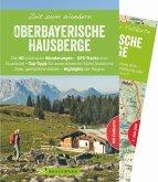 Zeit zum Wandern Oberbayerische Hausberge (Mängelexemplar)