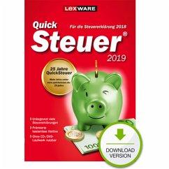 QuickSteuer 2019 (für Steuerjahr 2018) (Download für Windows)