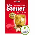 QuickSteuer Deluxe 2019 (für Steuerjahr 2018) (Download für Windows)