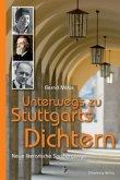 Unterwegs zu Stuttgarts Dichtern (Mängelexemplar)