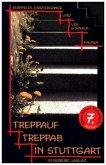 Treppauf, treppab in Stuttgart (Mängelexemplar)