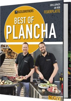Sizzlebrothers - Best of Plancha - Durdel-Hoffmann, Sabine; SizzleBrothers
