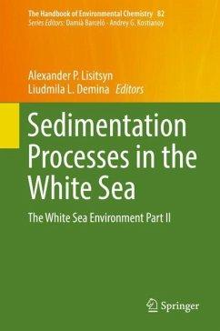 Sedimentation Processes in the White Sea