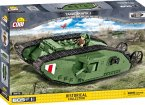 COBI Historical Collection 2972 - Tank Mark I, britischer Tank, 605 Teile