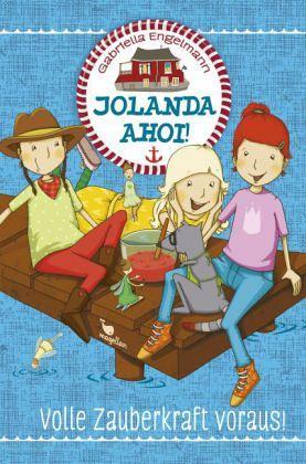 6697af64054739 Volle Zauberkraft voraus!   Jolanda ahoi! Bd.3 (Mängelexemplar) von ...