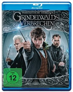 Phantastische Tierwesen 2 - Grindelwalds Verbrechen - Kinofassung (Blu-ray) - Eddie Redmayne,Katherine Waterston,Dan Fogler