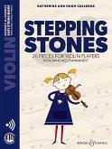 Stepping Stones. Violine und Klavier