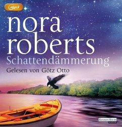 Schattendämmerung / Schatten-Trilogie Bd.2 (2 MP3-CDs) - Roberts, Nora
