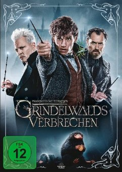 Phantastische Tierwesen: Grindelwalds Verbrechen - Eddie Redmayne,Katherine Waterston,Dan Fogler