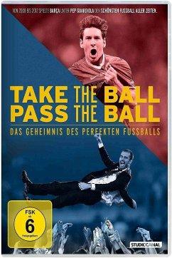 Take the Ball Pass the Ball - Das Geheimnis des perfekten Fußballs (OmU) - Messi/Iniesta